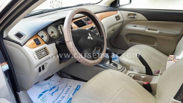 2010 Mitsubishi Lancer 1.6 GLX