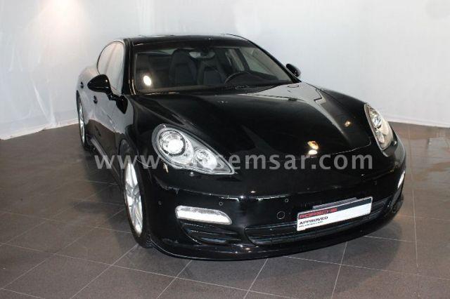 2013 Porsche Panamera Diesel