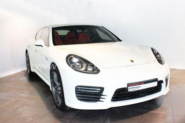 2015 Porsche Panamera Turbo S