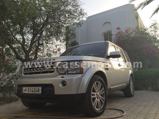 2012 Land Rover LR4 SE