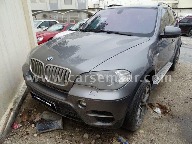 2012 BMW X5 5.0i