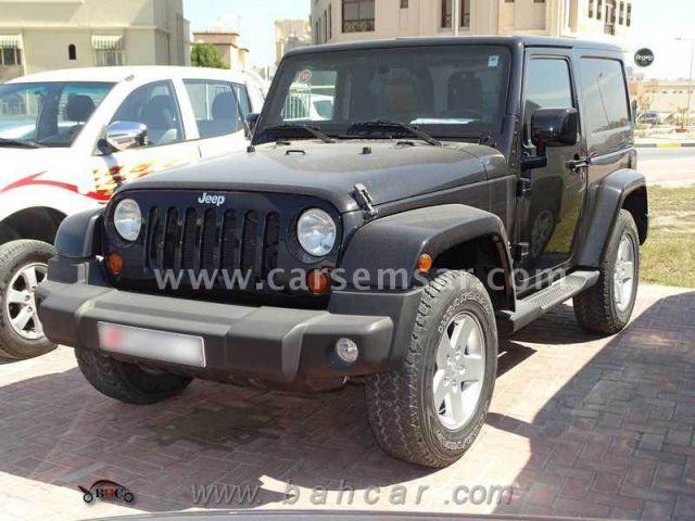 2012 Jeep Wrangler 3.8 Sahara