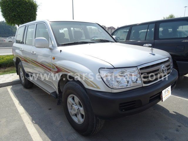 2005 Toyota Land Cruiser GX