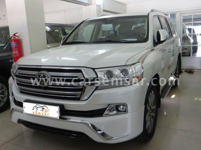 2017 Toyota Land Cruiser Landcruiser VX.S