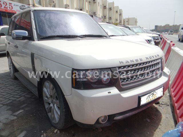 2009 Land Rover Range Rover Vogue Supercharged