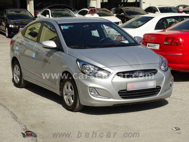2014 Hyundai Accent 1.6