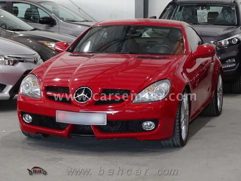 2009 mercedes benz slk class slk 200 for sale in bahrain for Mercedes benz bahrain