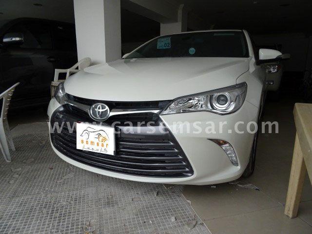 2016 Toyota Camry GLX