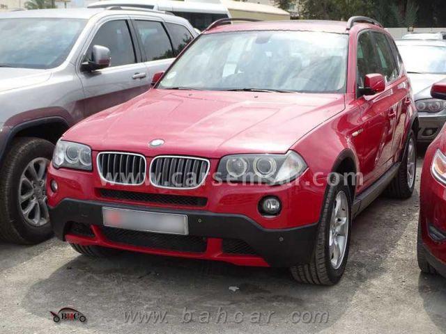 2007 BMW X3 2.5si Sport