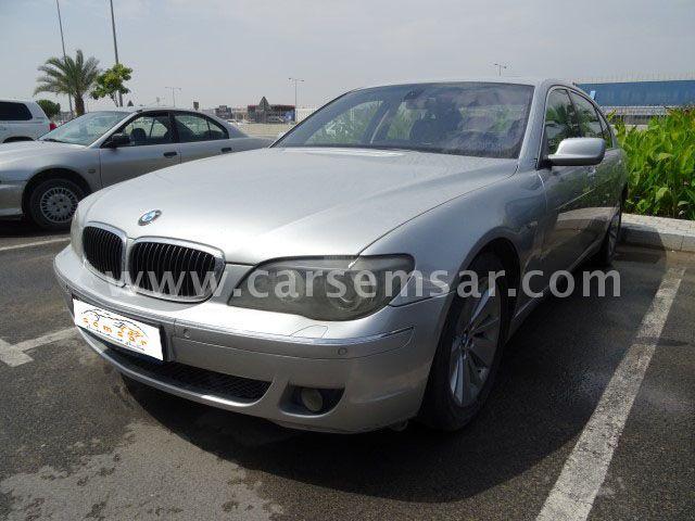 2007 BMW 7-series 730Li