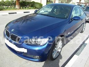 2008 BMW 3-series 325i Coupe Automatic