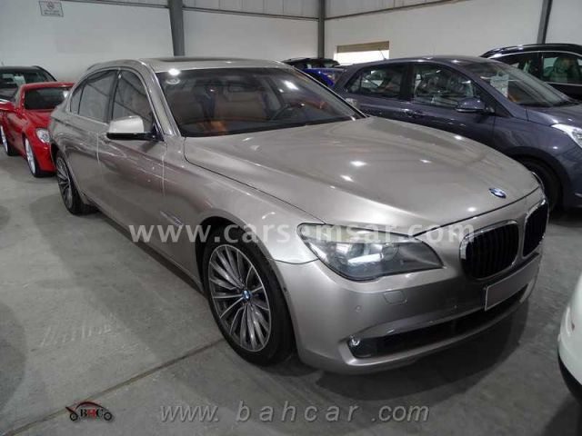 Used BMW Series Cars For Sale In Bahrain - 2009 bmw 745li