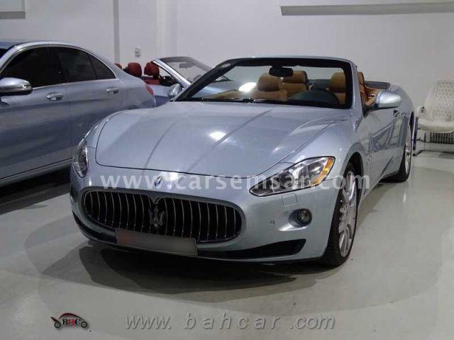 2012 Maserati Gran GranTurismo