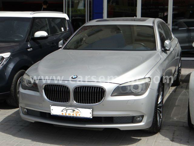 2011 BMW 7-series 730Li
