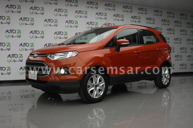 2014 Ford Eco Ecosport For Sale In Qatar New And Used Cars For