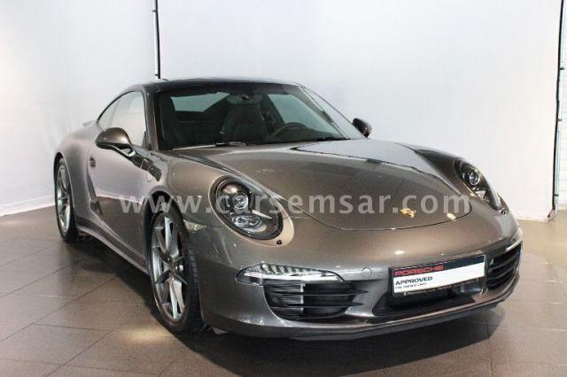 2015 Porsche 911 Carrera 4 S