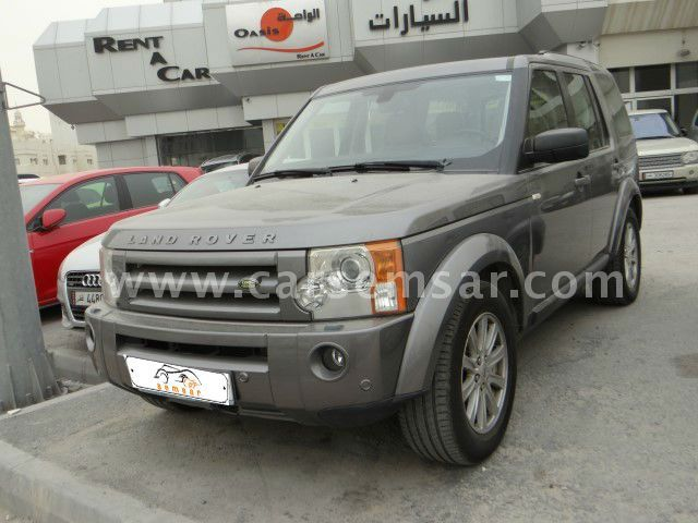 2009 Land Rover LR3 HSE
