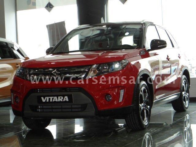 2017 Suzuki Vitara 2WD W/S