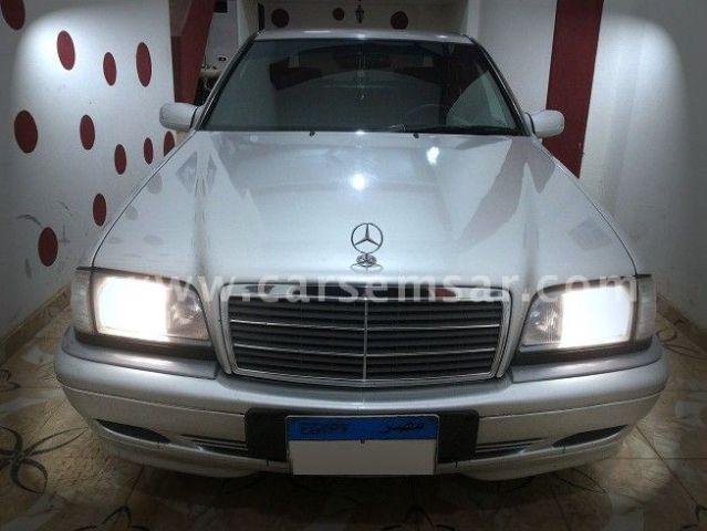 2000 Mercedes-Benz 180