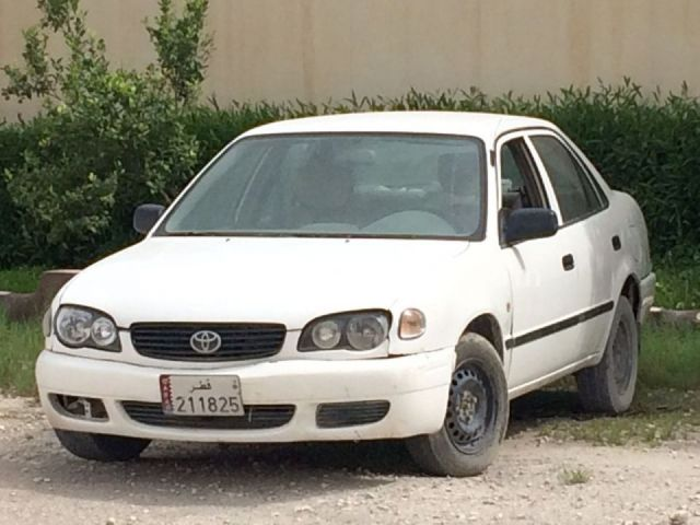 2000 Toyota Corolla 1.3