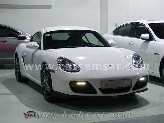 2009 Porsche Cayman 2.9