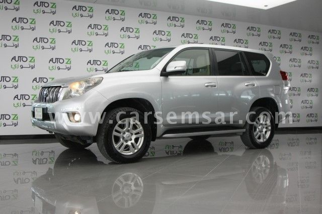 2010 Toyota Prado VX