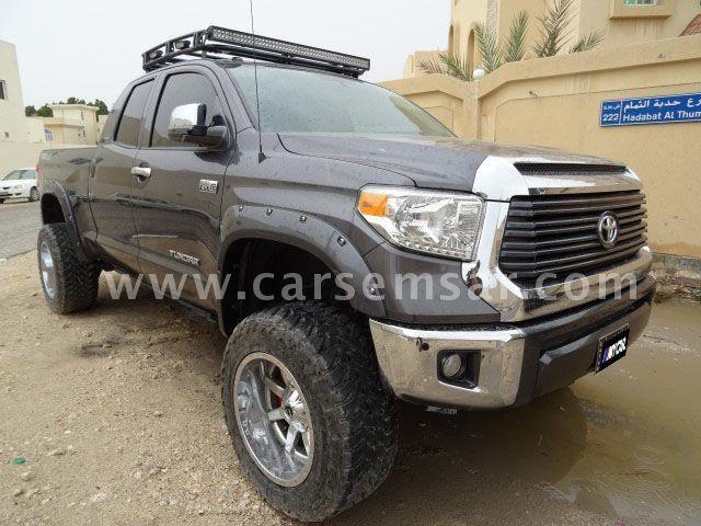 2014 Toyota Tundra Limited Crew Max
