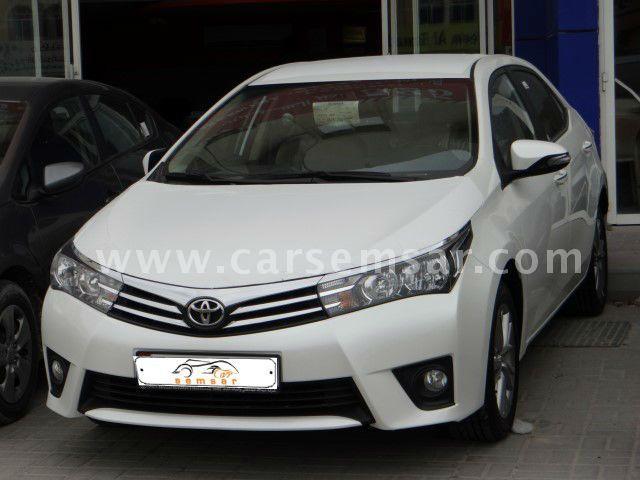 2017 Toyota Corolla Gli 2.0