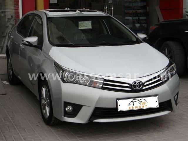 2016 Toyota Corolla Gli 2.0