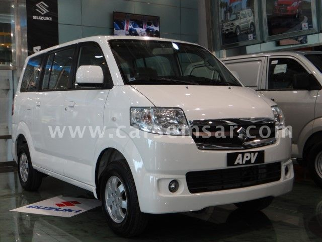 2016 Suzuki APV Apv Van Passenger