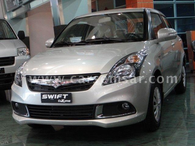 2016 Suzuki Swift Dzire GLX