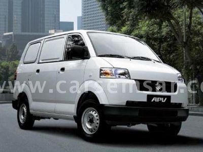 2017 Suzuki APV Panel Van