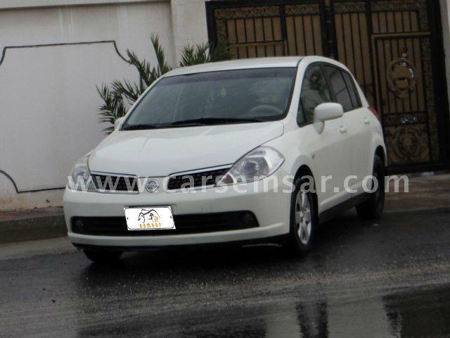 2007 Nissan Tiida 1.8