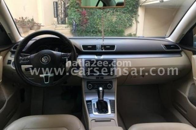 2012 Volkswagen Passat 1.4