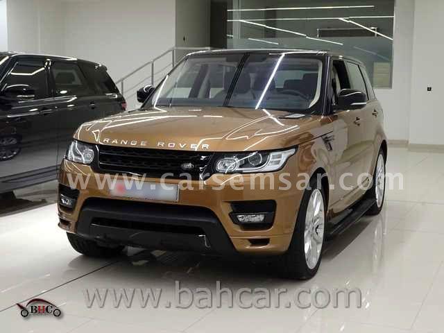2016 Land Rover Range Rover Auto Biography