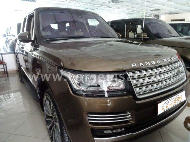 2011 Land Rover Range Rover Auto Biography