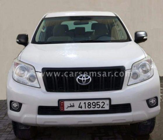 2010 Toyota Prado TXL