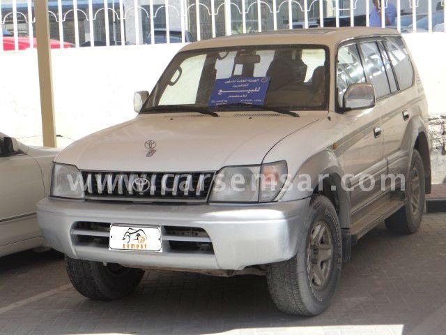 1997 Toyota Prado VX