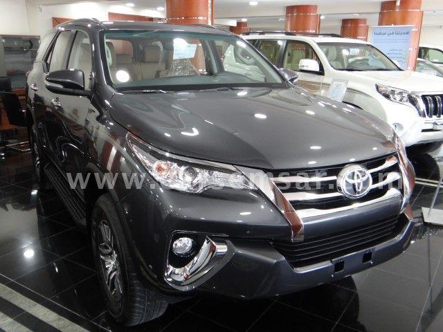 2017 Toyota Fortuner 2.7