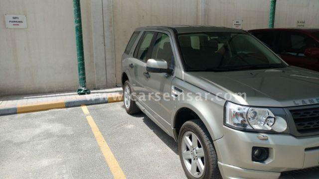 2011 Land Rover LR2 SE
