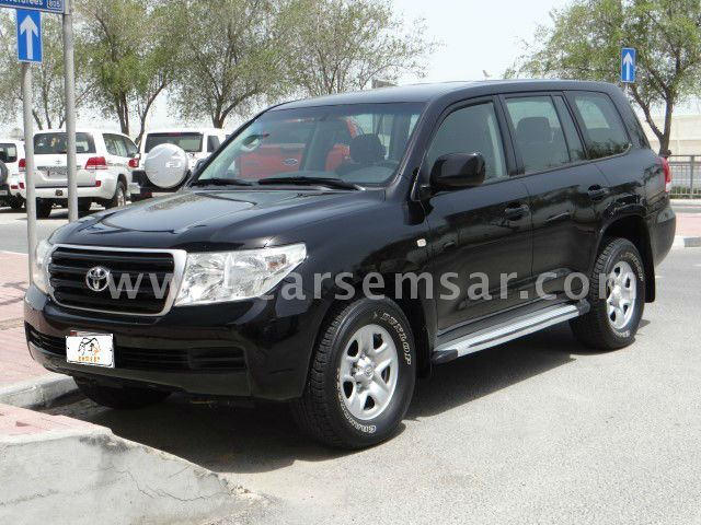 2009 Toyota Land Cruiser G