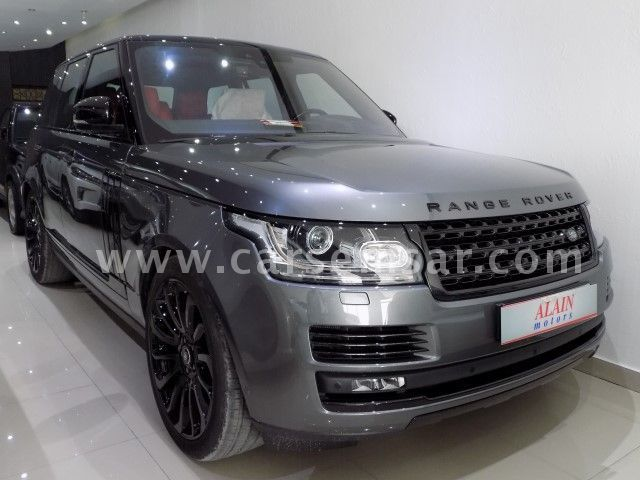 2017 Land Rover Range Rover Vogue Supercharged SE