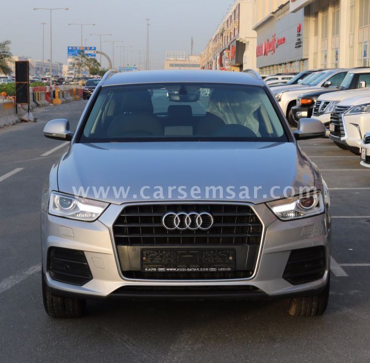 2017 Audi Q3 30 TFSI For Sale In Qatar