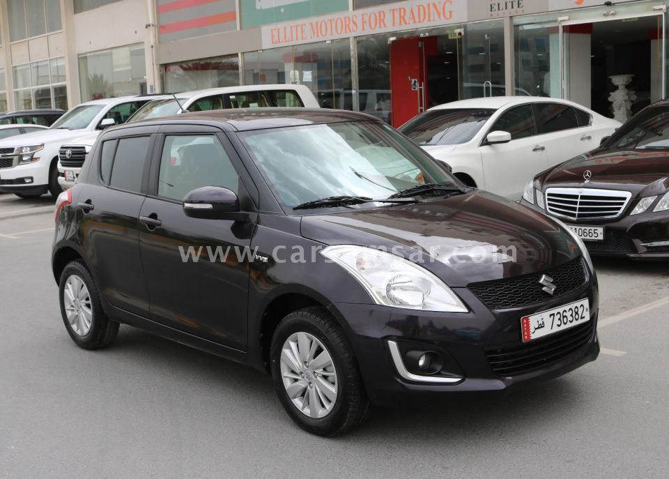 2016 Suzuki Swift 1.5 for sale in Qatar - New and used cars for sale ...