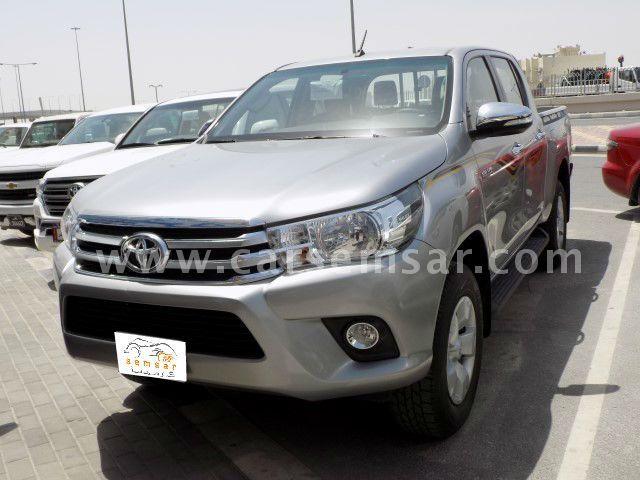 2017 Toyota Hilux 2.7 VVTi 4x4 SRX