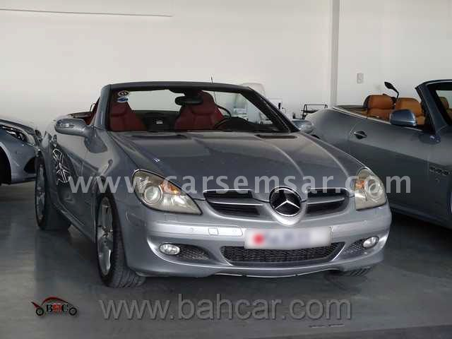 2005 mercedes benz slk class slk 200 kompressor for sale in bahrain new and used cars for sale. Black Bedroom Furniture Sets. Home Design Ideas