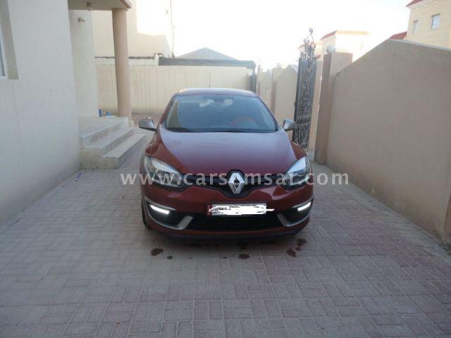 2015 Renault Megane 1.6