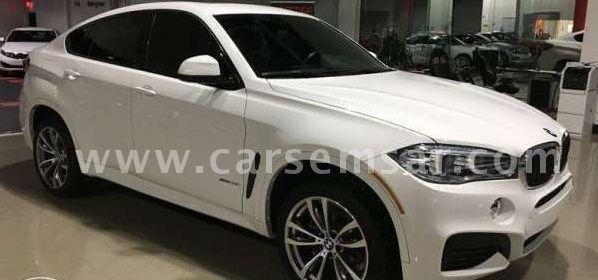 2016 BMW X6 xDrive 50i
