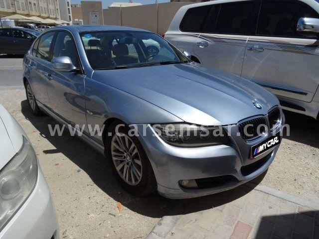 2010 BMW 3-series 323i