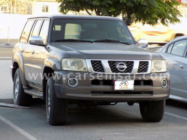 2007 Nissan Patrol Super Safari
